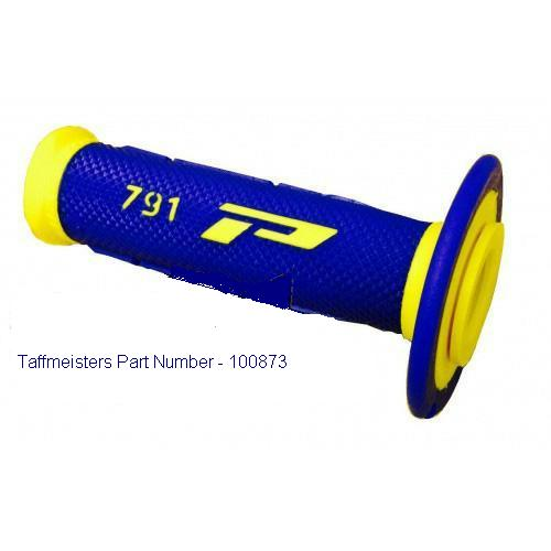 100873 - Dual ProGrip 791 Blue/Yellow